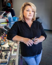 Stacey Hamilton, owner of Kaleidoscope Vapor in Murfreesboro and board member of the Vapor Technology Association, said recent reports about dangers of vaping cut more than 70% of her business. But the CDC is now reporting that the vaping-related lung illness is associated with black-market THC products.