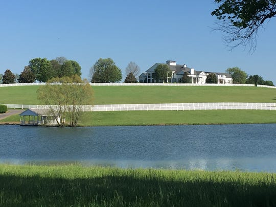 Eagle's Rest Farm, a 686-acre property in Thompson's Station with a 21,000-square-foot home, a 15-acre lake with boat house, picnic pavilion, horse barn, equipment and storage building, and pool has sold for more than $25 million.