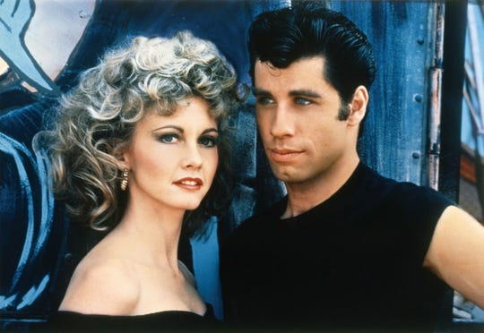 """Olivia Newton-John and John Travolta of """"Grease"""" will make three appearances in Florida in December 2019 to discuss the 1978 classic film and meet with fans."""