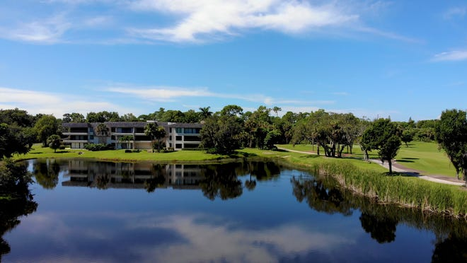 Wilderness Country Club is situated on 200 forested acres along the east side of Goodlette-Frank Road.