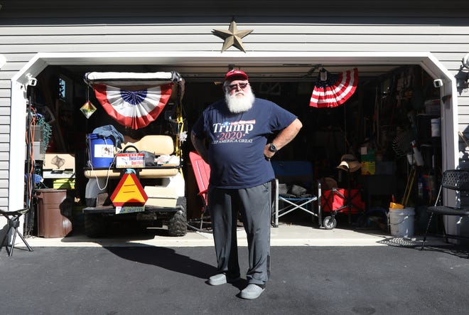 Trump Voters In Biden Country Dover  Dietmar Panzig, former of Manville and Cherry Hill, N.J., is a leading Trump supporter in Kent County.  Panzig was born in Germany, the son of a captain in the German Army during WWII.  He moved to the U.S. with his parents in the early 1950s and now lives in Magnolia.