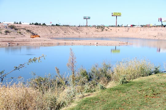 City officials have provided an ordinance that will be strictly enforced now that the Voiers' Park lake is taking in more visitors.