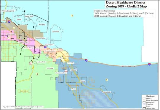 Cholla 2 map