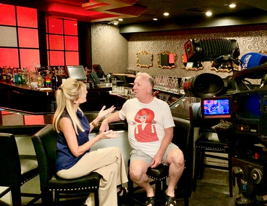 Sandie Newton interviews Tommi Rose.