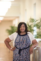 Sandra Donaldson, director of patient engagement for Community Health Northwest Florida, works to help patients with few resources get the medical attention they need. She says her own breast cancer diagnosis was an eye opening experience.