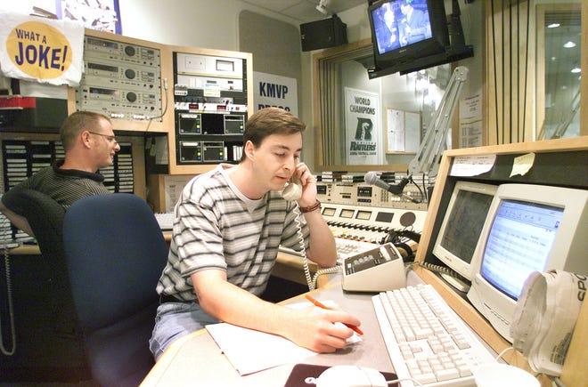 Larry Gaydos is seen on June 17, 1999.