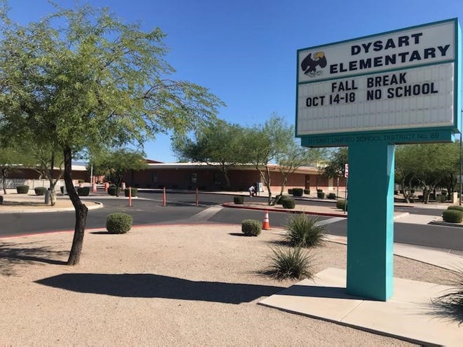 Dysart Elementary, which opened in the 1979 school year, is among the oldest schools in Dysart Unified School District, and therefore will be among the first to receive renovations if a bond election passes.