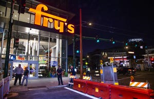 Fry's Food Stores is looking to fill hundreds of positions.