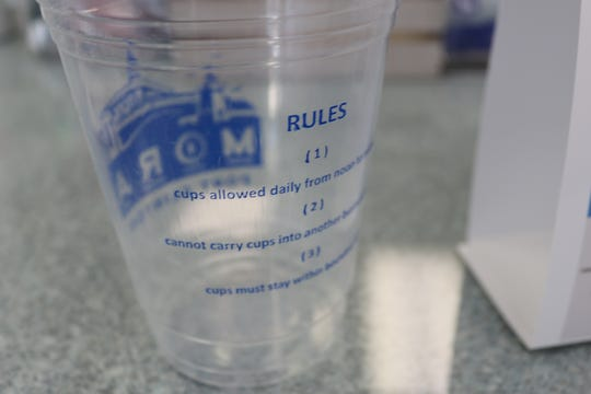 It should be easy for people participating to learn and follow the rules laid out in the MORA law as all of the vital information they need to know is printed on those MORA cups they are drinking out of.