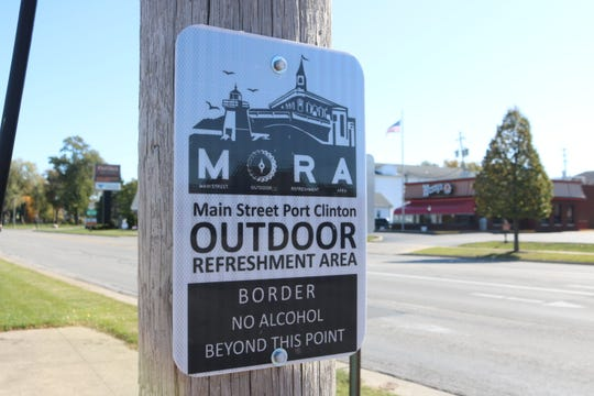 The boundaries of the MORA are also clearly indicated on new reflective signage posted throughout the downtown area.
