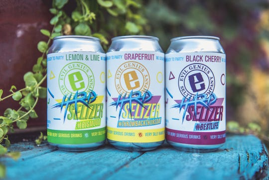 Wyndridge Farm and Philadelphia-based Evil Genius are teaming up for a new line of hard seltzers. The new line of beverage products is scheduled to hit shelves on Monday, Nov. 4, 2019.