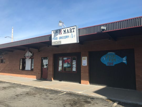 Mini H Mart has made a name for itself after relocating to 658 North St. in Marketview Heights.