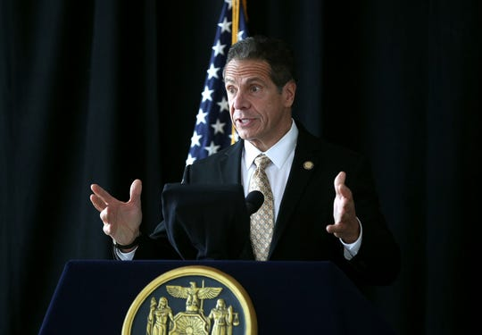 Gov. Andrew Cuomo vetoed a bill Thursday to legalize e-scooters and e-bikes, saying the measure did not have enough safety precautions.