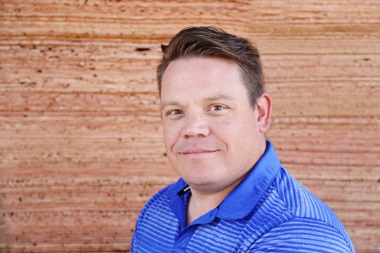 Tyler Freres is vice president of sales for Freres Lumber Co.