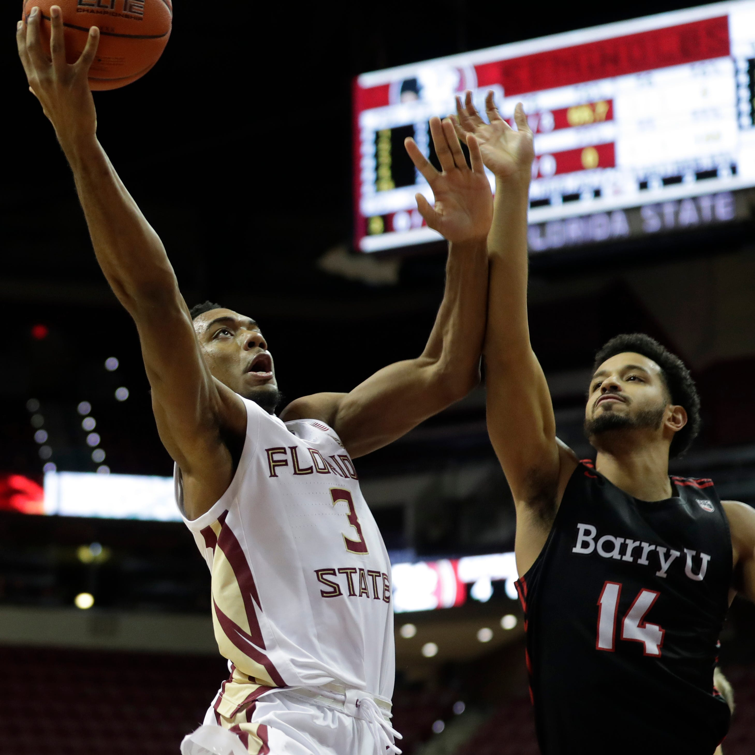 Takeaways From Florida State S Exhibition Win Over Barry