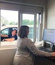 The City of Port St. Lucie's Building Department unveiled its latest strategy to reducing customer wait times: a drive-thru window. The first of its kind in the United States, the city hopes to bring wait time to under nine minutes for everyone.