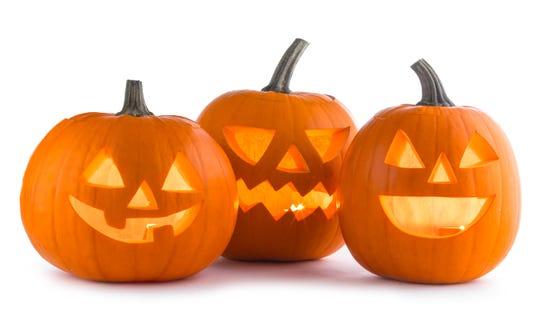 Opportunities for Halloween activities are plentiful this weekend.