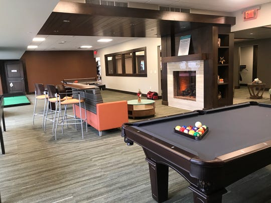 The Landing, a new center for adults aged 55 and older, opened in mid-October 2019 at the YMCA as part of an expansion and remodel in downtown Wausau. It offers a game room with pool tables, a ping pong table, a putting green and shuffleboard.