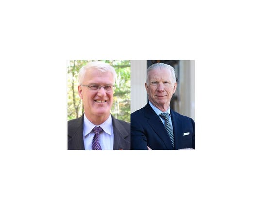 Michael Diederich and Thomas Walsh are running for Rockland district attorney in 2019