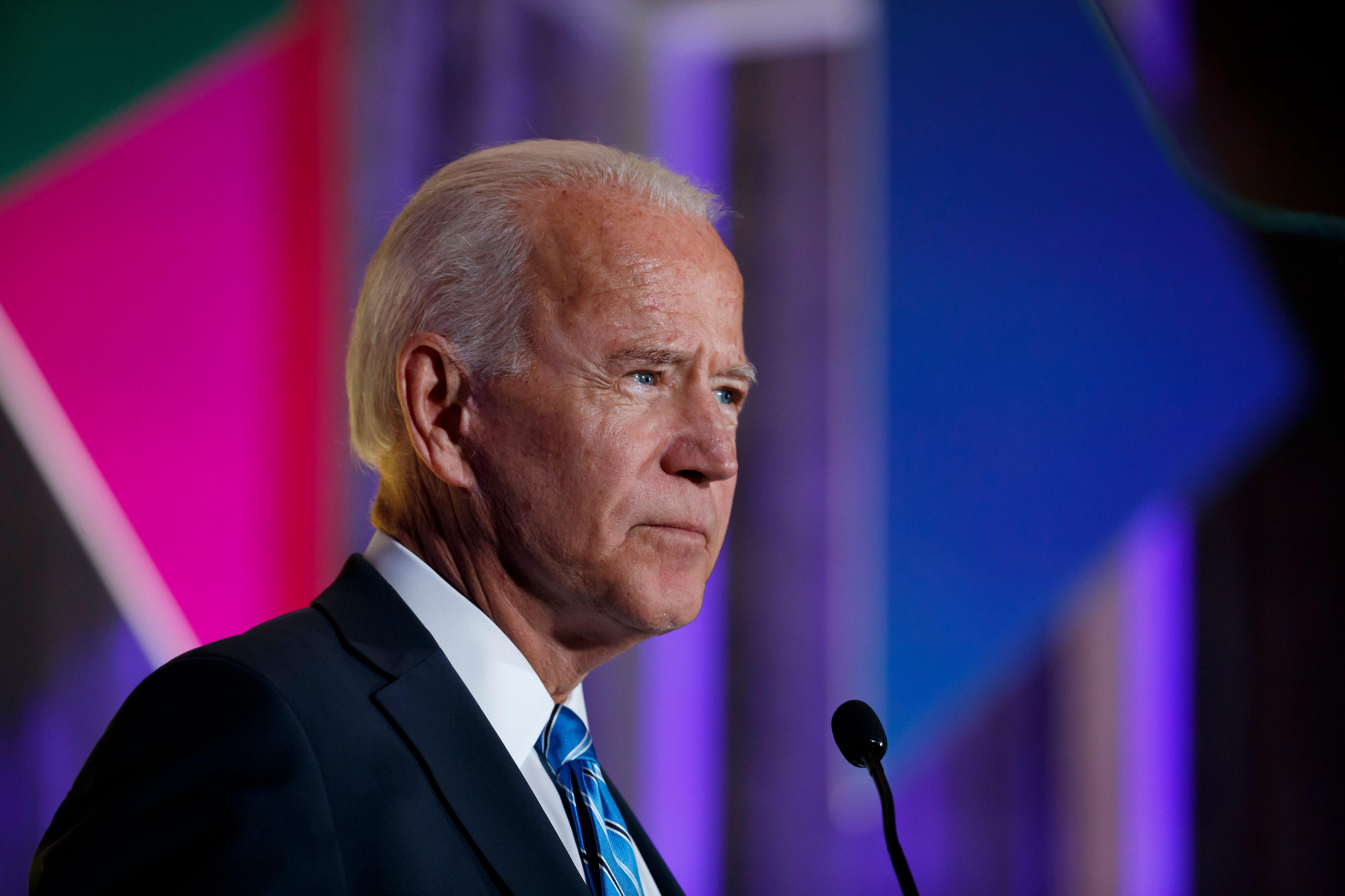 Joe Biden: I m  disappointed  in Lindsey Graham