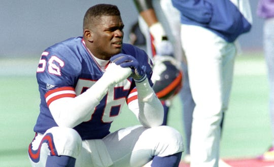 Lawrence Taylor is a two-time Super Bowl champion, a nine-time First Team All-Pro selection, the NFL MVP (1986) and a 3-time NFL Defensive Player of the Year (1981, 1982, 1986).