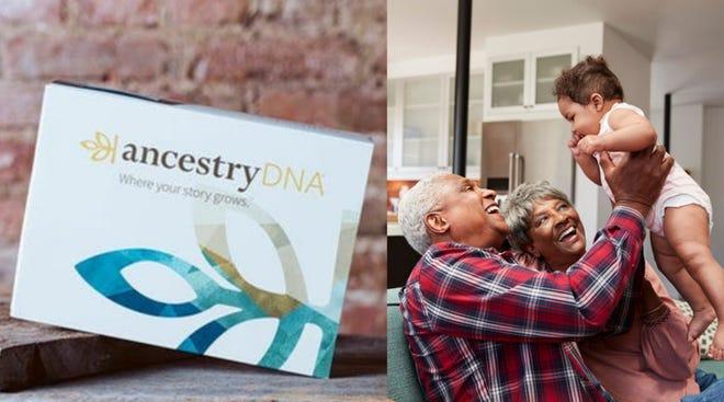 Los mejores regalos para la abuela: AncestryDNA Kit