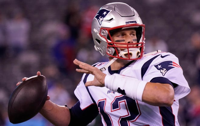 Tom Brady is a six-time Super Bowl champion, four-time Super Bowl MVP, three-time NFL MVP and holds a plethora of Super Bowl records.