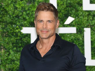 Rob Lowe reflects on the infamous scandal that changed his life: 'It got me sober'