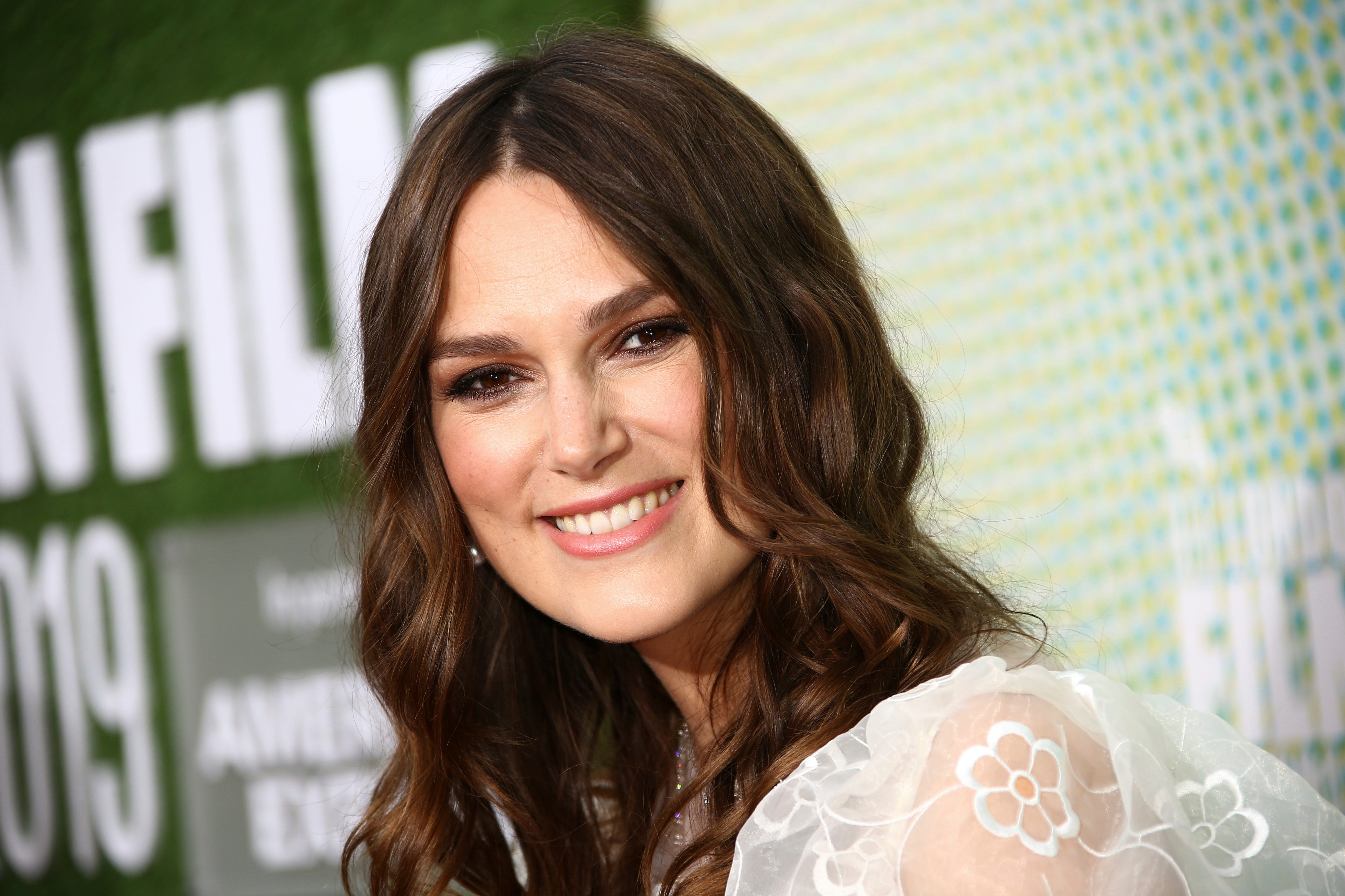 Keira Knightley reveals daughter's name and it's delightful