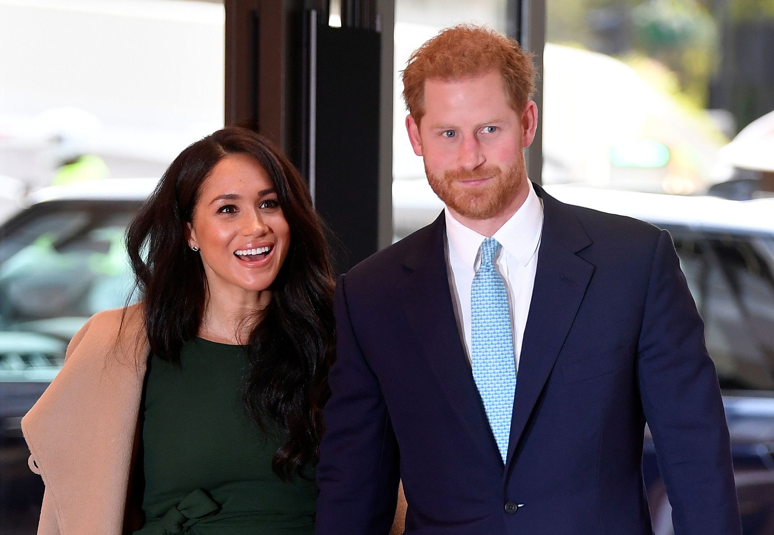 Harry and Meghan wish Kate a happy birthday via Instagram after their decision to step back