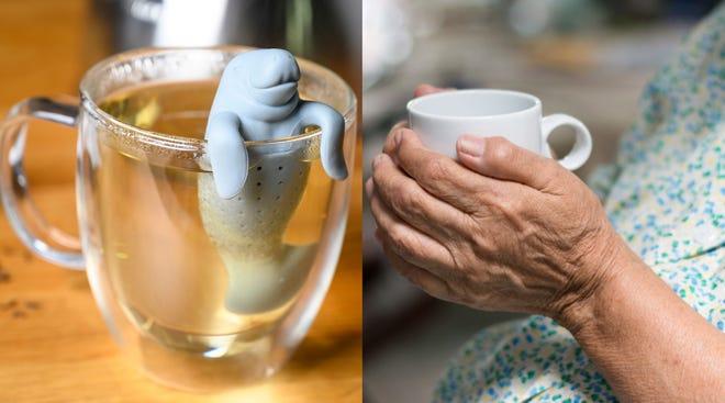 Los mejores regalos para la abuela: Fred & Friends Manatea Tea Infuser