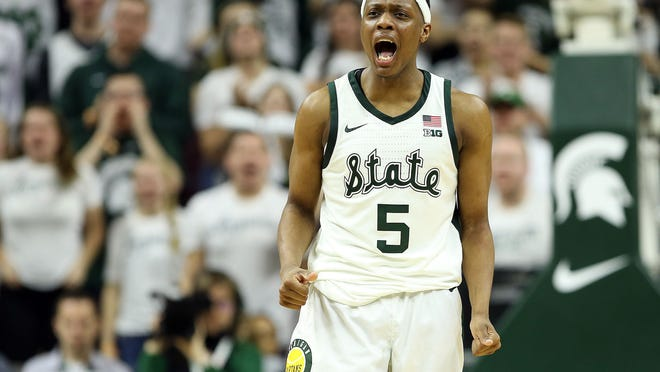 Michigan State Is No 1 In The Usa Today Preseason Men S Basketball Poll For First Time