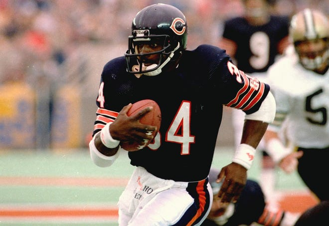 Walter Payton is a Super Bowl champion, the NFL MVP (1997) and the second leading rusher in NFL history.