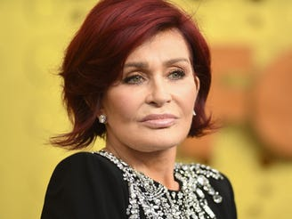 Sharon Osbourne says she 'looked like Elvis' after getting her face-lift