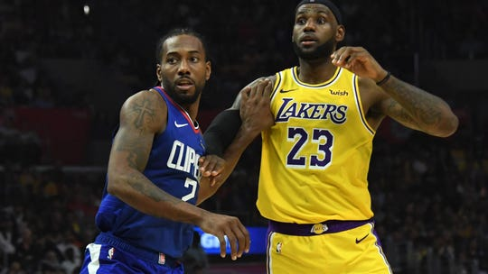 Opinion: Lakers-Clippers can become rivalry even if Lakers will always own LA