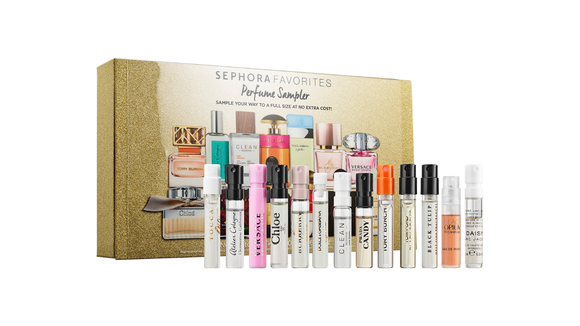 Best gifts for women of 2019: Sephora Perfume Sampler