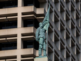 'Johnny Reb' no longer welcome in Norfolk: Virginia city gets OK to move Confederate statue