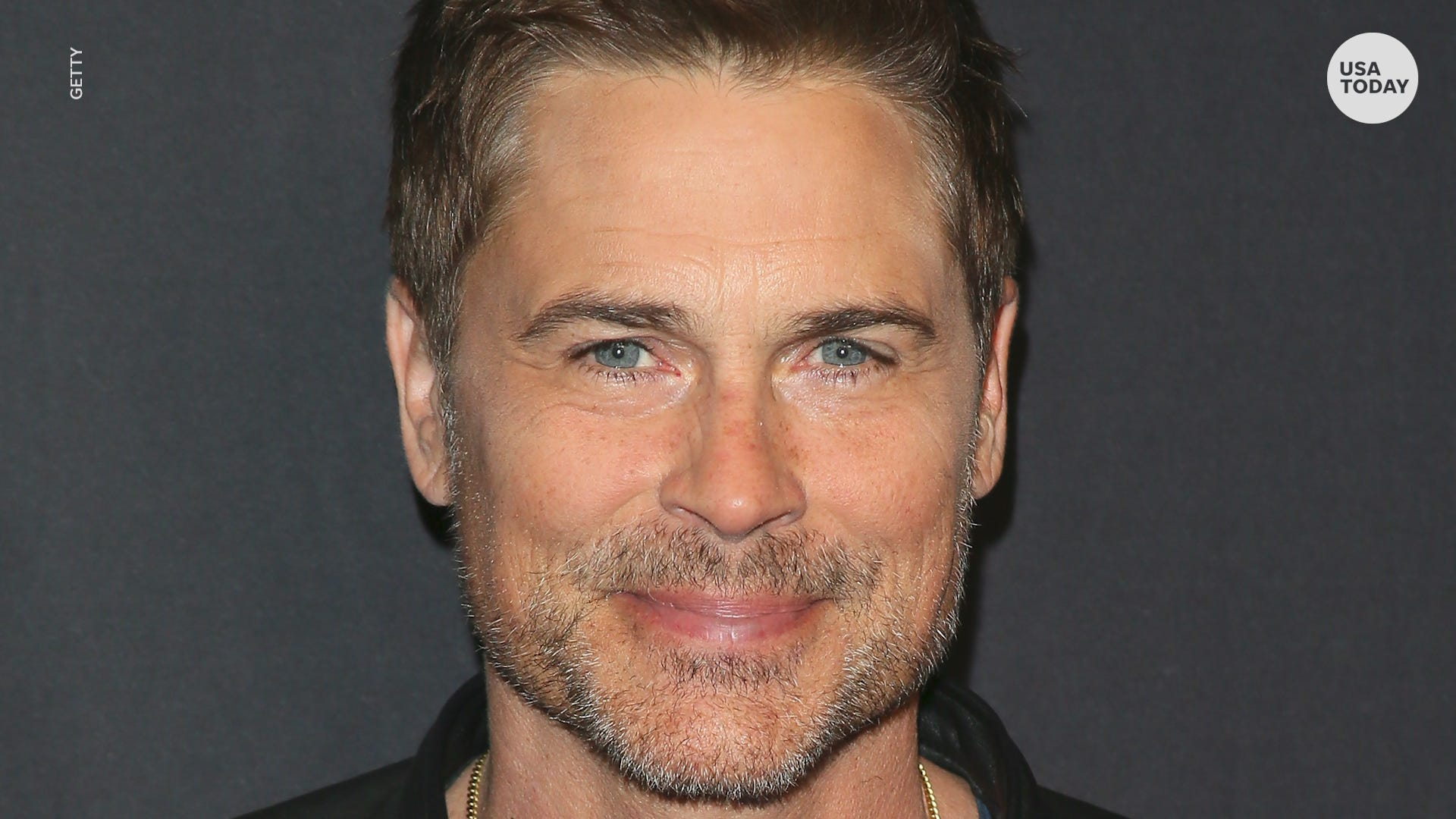 Rob Lowe calls his 1988 sex tape scandal the best thing that ever happened to me