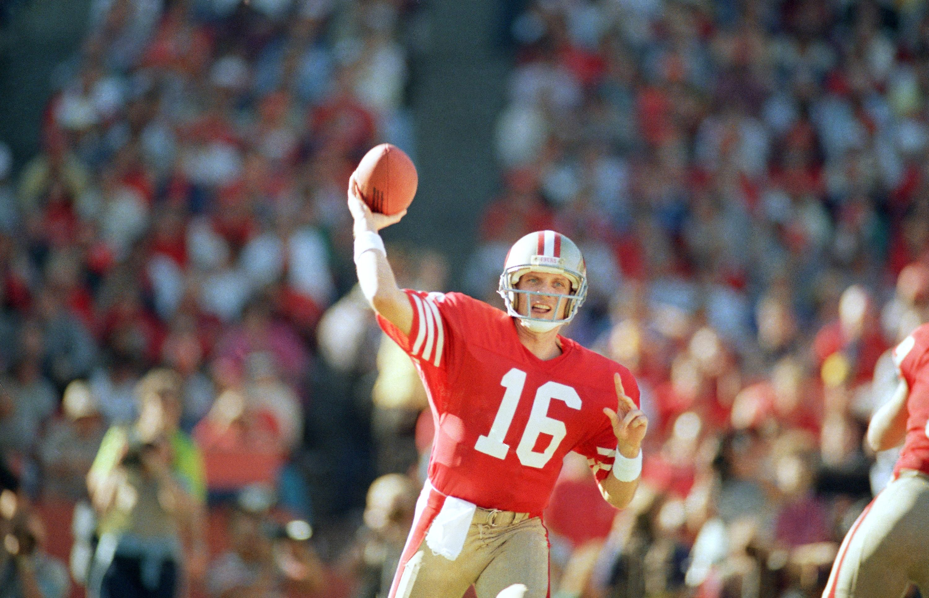 Jerry Rice, Tom Brady and Lawrence Taylor top our list of the 100 greatest NFL players of all time