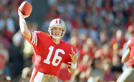 Joe Montana is a four-time Super Bowl champion, a three-time Super Bowl MVP, two-time NFL MVP and holds several Super Bowl passing records.