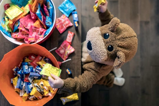 The Halloween & Costume Association is encouraging events and activities on National Trick or Treat Day, the last Saturday in October.
