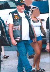 James Helveston Jr., a reputed member of the Pagan's Motorcycle Club