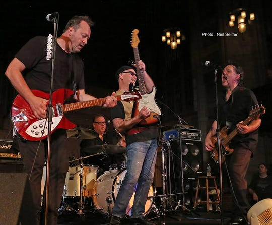 The Smithereens with Marshall Crenshaw.
