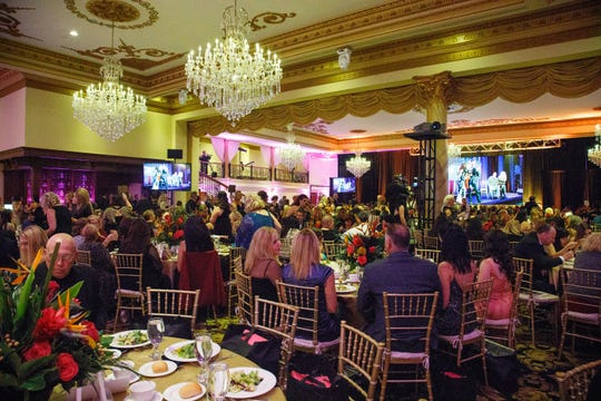 Scenes from the 2018 Wigs & Wishes Gala