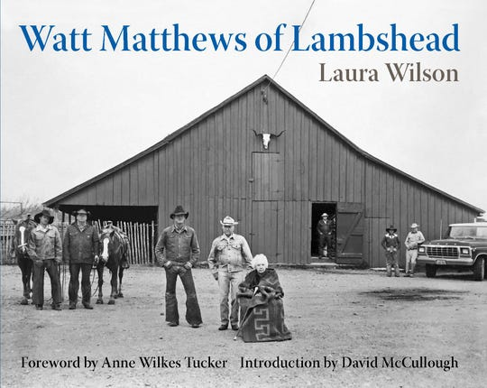 'Watt Matthews of Lambshead' by Laura Wilson