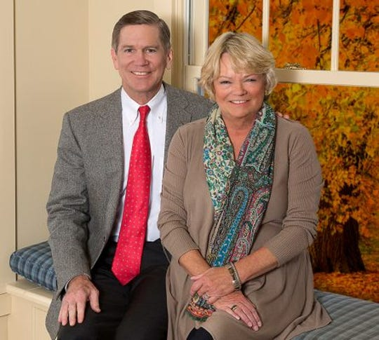 Sarah and Alexander Cutler have donated $8 million to create the Cutler Center for Student Success and Academic Achievement. The gift is the largest in school history.