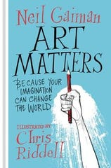 """Art Matters"" by Neil Gaiman"