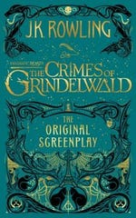 """The Crimes of Grindelwald"" by J.K. Rowling"