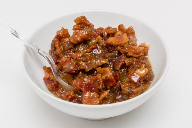 Bacon marmalade is a sure-fire holiday party hit.