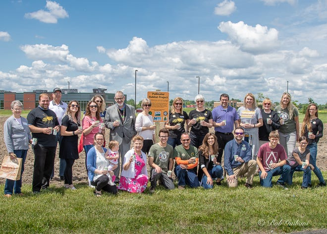 This year, Michigan United Conversation Clubs' On the Ground program benefited more than 500 acres of public land and waters through 2,570 volunteer hours.